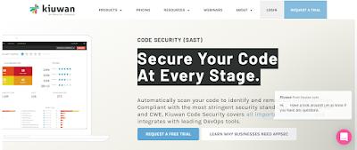 Kiuwan Code Security (SAST)