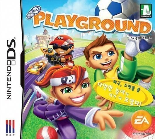 ROMs - EA Playground - NDS - Download