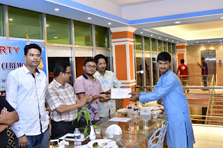 Iftar and certificate giving ceremony '19 by CLC/CHRDF