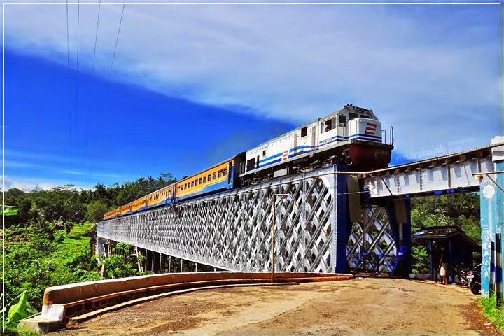 Cirahong Jembatan Legendaris Peninggalan Belanda Adin Blog S