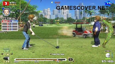 Everybody's Golf Gameplay