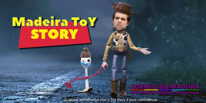 Madeira Toy Story