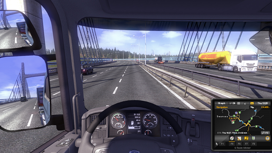 euro truck simulator 3  full version free pc