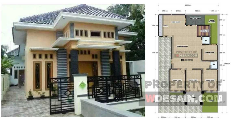 Gambar Rumah Minimalis Tampak Depan Terbaru Desain Rumah Minimalis