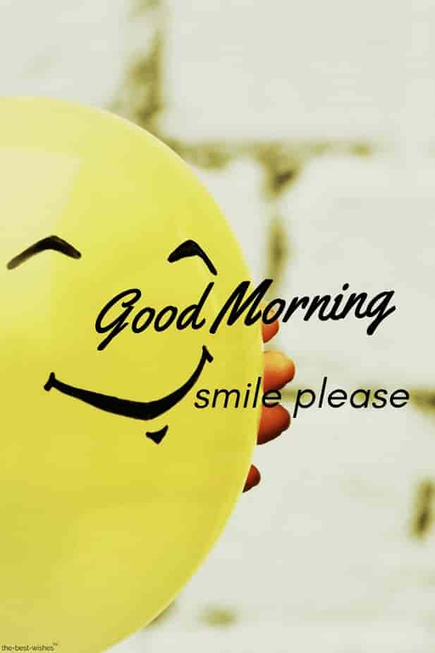 smile please hd morning pic