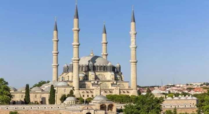 Türkiye'nin unesco dünya miras listesine giren ilk 10 yeri selimiye camii