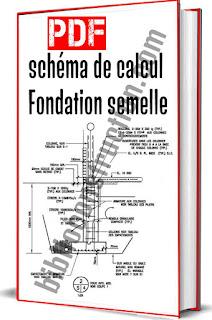 semelle de fondation, semelle de fondation, semelle de fondation, Organigramme de calcul Fondation (semelle), semelle de fondation dimension,