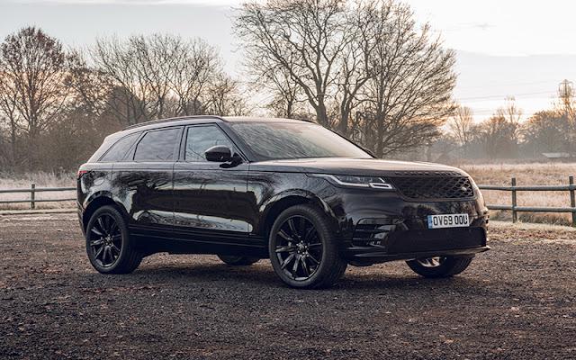 Range Rover Velar là dòng xe định vị tiên phong của Land Rover
