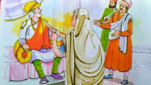 Akbar Birbal Story Hindi for Kids