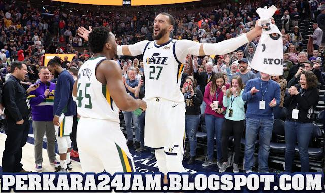 Dua Pebasket NBA Telah Sembuh Dari Virus Corona