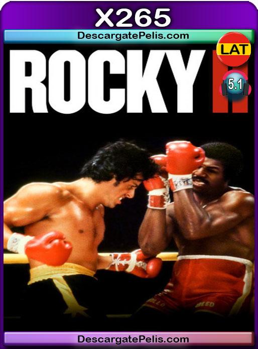 Rocky II (1979) 1080P X265 Latino – Ingles