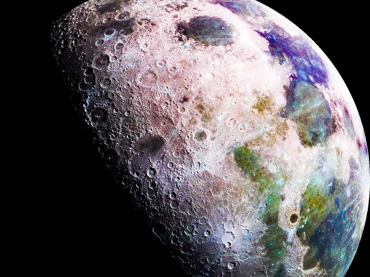Missão chinesa coleta 1,7 kg de amostras de solo da Lua