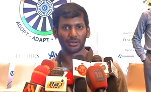 I came to round table India to help farmers : Vishal