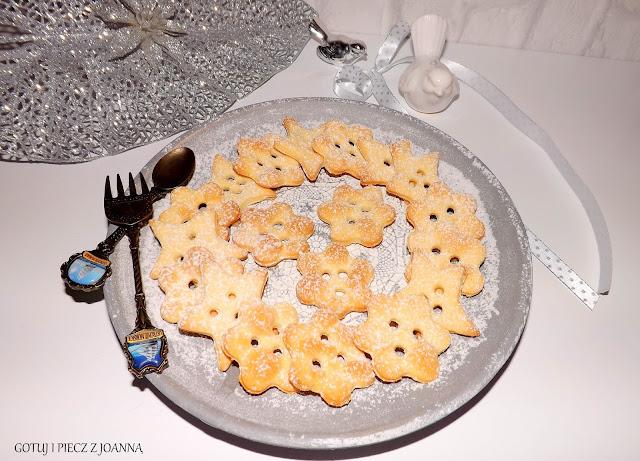 Ciasteczka serowe przepyszne i szybko znikające
