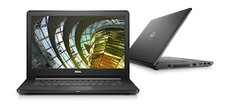laptop Dell Vostro 14-3478 menggunakan intel core i5