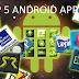 Get Your Work Done  Efficiently With Top 5 Android Application of 2013