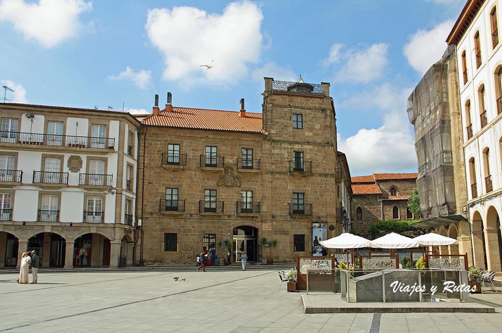 Palacio de Fererra de Avilés