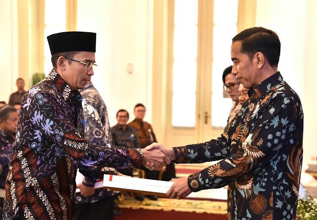 Dukung Jokowi, TGB Bantah Ingin Dapat Jabatan