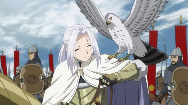 anime mirip arslan senki yang bertemakan kerajaan