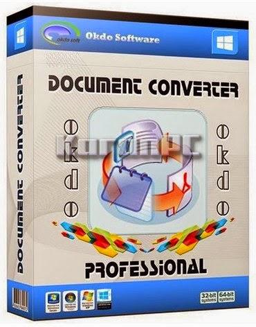 Okdo Document Converter Pro 5.5 + Key