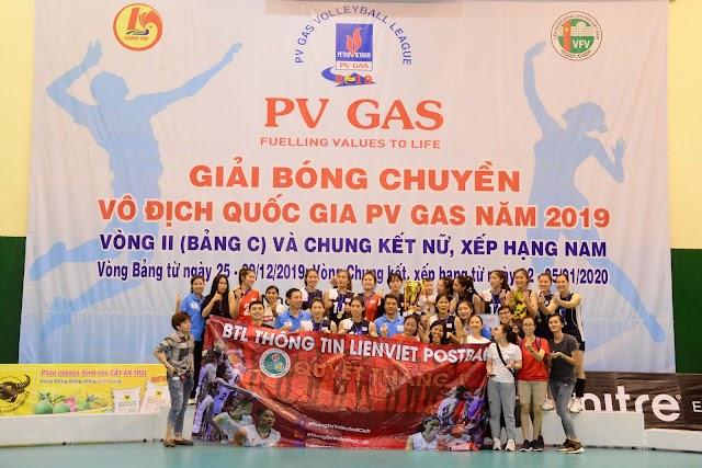 Bốc thăm giải VĐQG PV Gas 2021: Cân bằng!