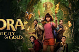 Dora and the Lost City of Gold (2019) 480p 720p WEB-DL Subtitle Indonesia