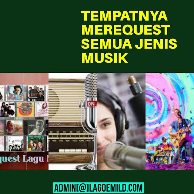 cara request lagu di breakout net tv
