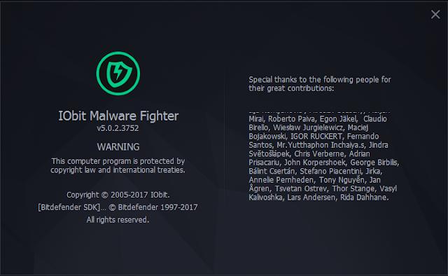 IObit Malware Fighter 5.0 PRO v5.0.2.3752 Final