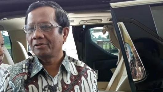 Mahfud Md Datangi Polres Klaten Lapor Kasus Hoaks, Soal Apa?