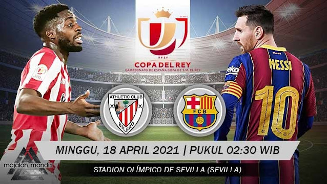 Prediksi Athletic Bilbao Vs Barcelona