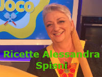 Ricette Alessandra Spisni da La Prova del Cuoco
