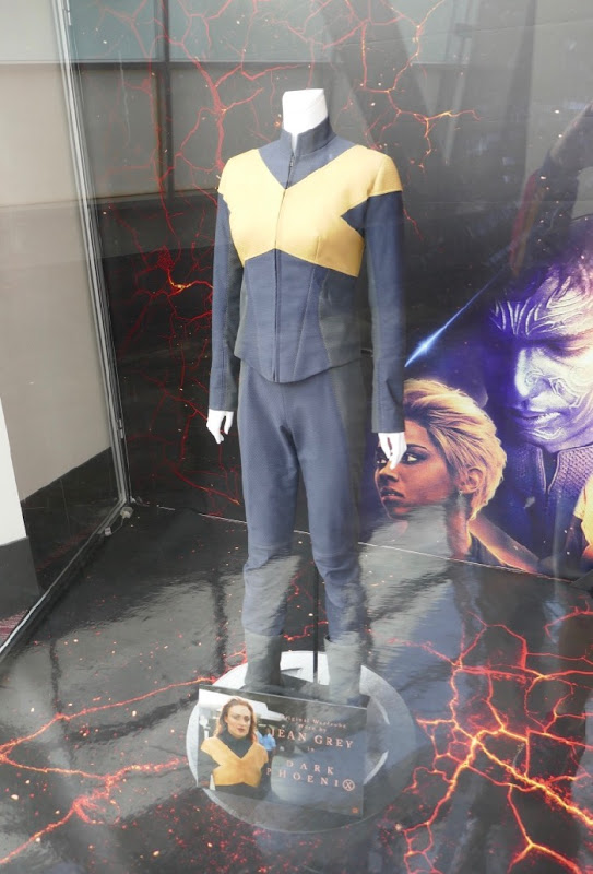 X-Men Dark Phoenix Jean Grey uniform
