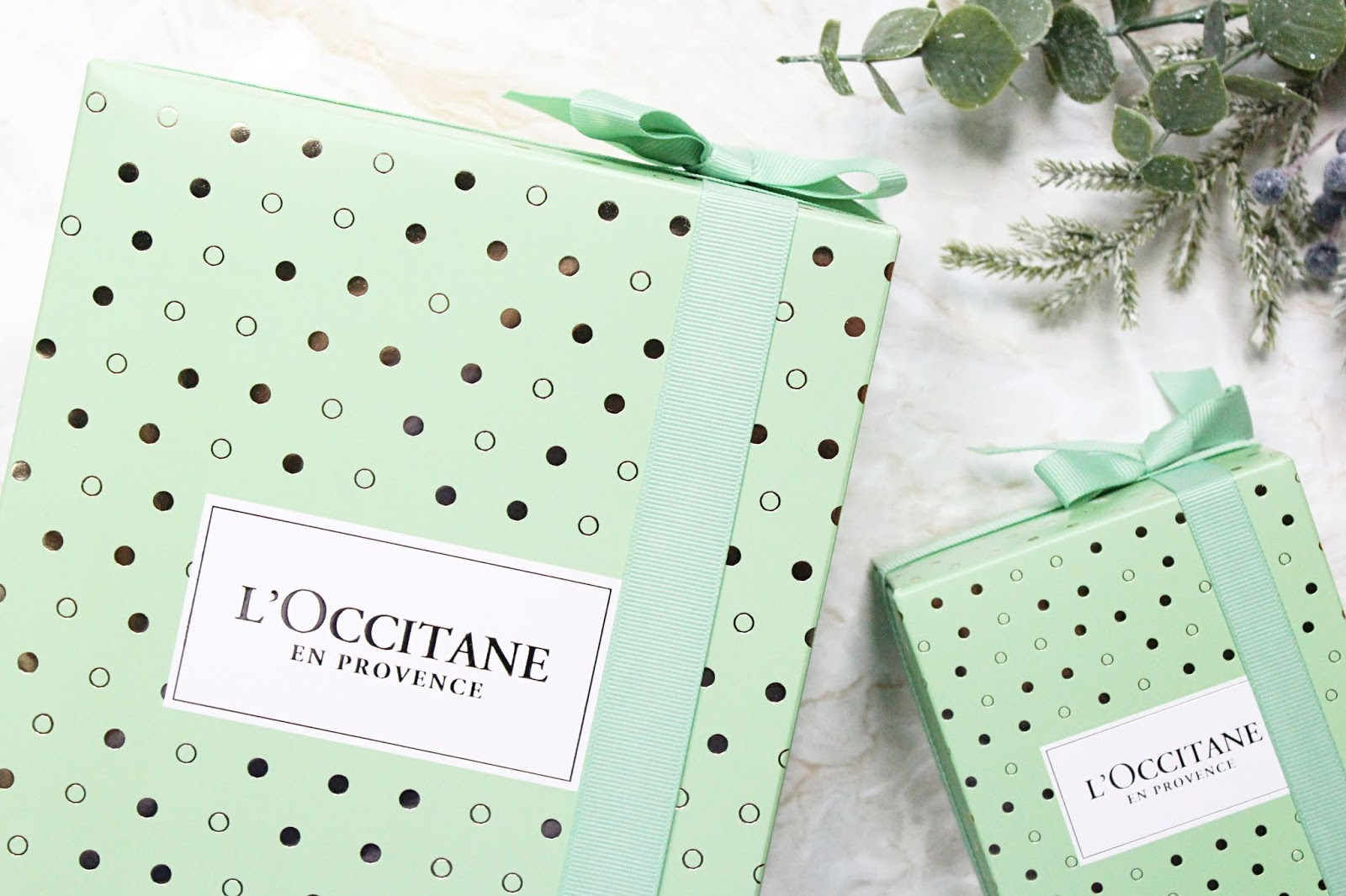L'Occitane QVC Christmas Collections
