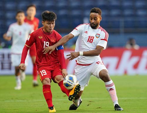 Quang Hải được vinh danh sau trận hòa U23 UAE