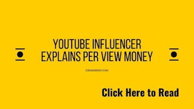 A YouTube influencer explains how he tripled the amount of money he earns per view
