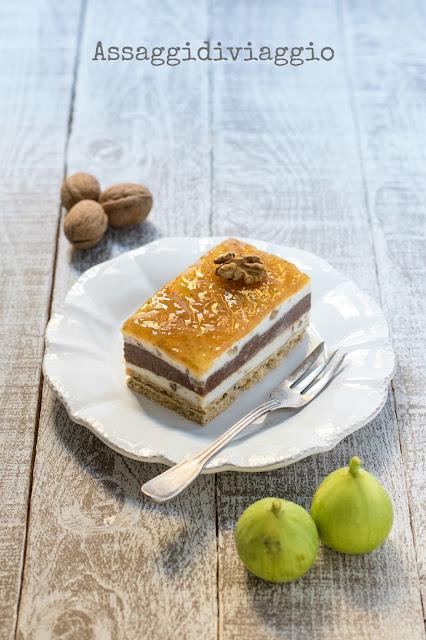 """Torta """"Dolce Passione"""" di Sal De Riso"""