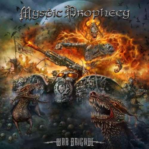 "MYSTIC PROPHECY: Δείτε το video για το νέο κομμάτι ""Metal Brigade"""