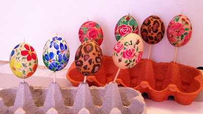 Kako ukrasiti uskršnja jaja / How to decorate easter eggs