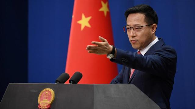 China repudia la retirada 'cobarde' de EEUU de la OMS