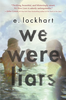 We Were Liars by E. Lockhart is a modern realistic mystery coming of age story about healing.  I gave this book 4 out of 5 stars in my book review of this YA novel.  It's a short book and a quick read that will leave you surprised with the ending.  Alohamora Open a Book http://alohamoraopenabook.blogspot.com/ YA Teen High School book quick fast read great book to write an essay analyzing