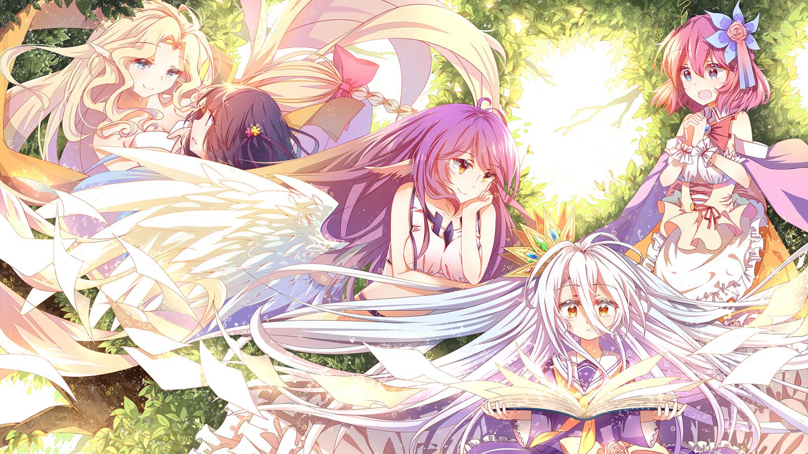 10 Anime Romance Fantasy Terbaik