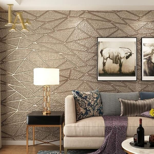How to make decorated in simple modern walls