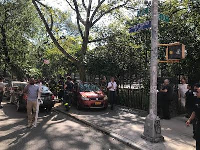 EV Grieve: Reader reports: Car making U-turn strikes woman on Avenue