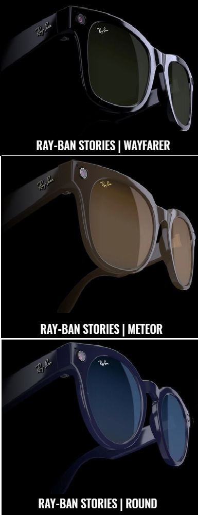 Ray-Ban Stories Sunglasses