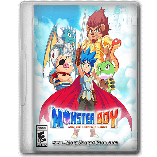 Descargar Monster Boy And The Cursed Kingdom PC Full Español