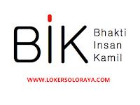 Loker Administrasi Produksi Karanganyar di PT Bhakti Insan Kamil