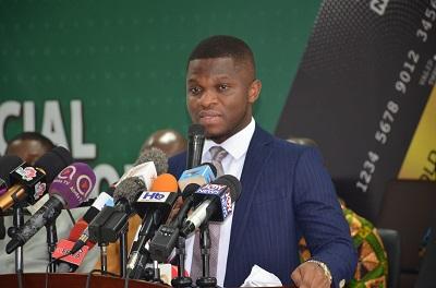 CJ's petition against Ayine 'mind-boggling' – Sammy Gyamfi