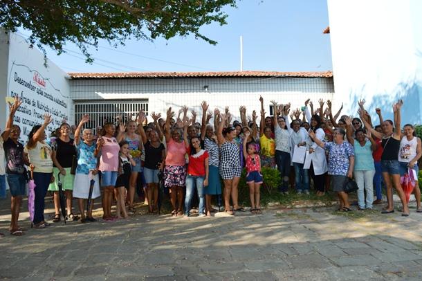 Milagres-CE: ACOM realiza evento em prol do combate ao câncer de mama