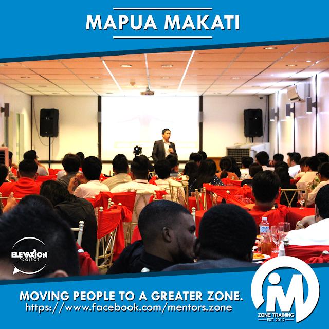 TALK: Mapua Makati