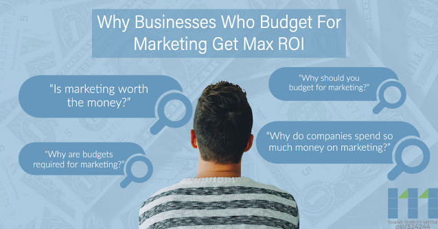 Why Businesses Who Budget For Marketing Get Max ROI
